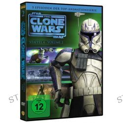 Filme: Star Wars - The Clone Wars - Staffel 4.2  von Dave Filoni,Rob Coleman,Justin Ridge,Brian Oconnell,Steward Lee