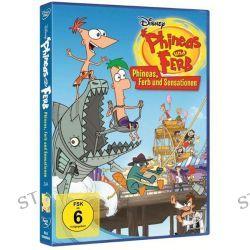 Filme: Phineas und Ferb - Vol. 2 - Phineas, Ferb und Sensationen  von Dan Povenmire