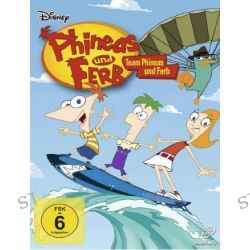 Filme: Phineas und Ferb - Vol 1 - Team Phineas und Ferb  von Dan Povenmire
