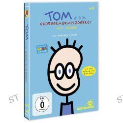 Filme: Tom und das Erdbeermarmeladebrot mit Honig - DVD 4  von Andreas Hykade