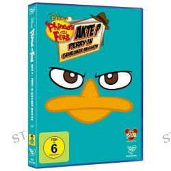 Filme: Phineas und Ferb - Vol. 4 - Akte P - Perry in geheimer Mission  von Zac Moncrief,Dan Povenmire,Robert Hughes,Jay Lender,Jeff Swampy Marsh