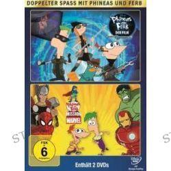 Filme: Phineas und Ferb: Mission Marvel / Quer durch die 2. Dimension