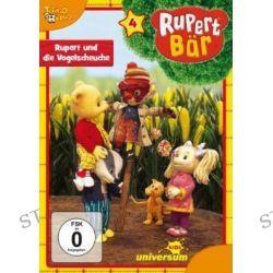 Filme: Rupert Bär - DVD 4 - Rupert und die Vogelscheuche  von Barry J.C. Purves
