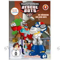 Filme: Transformers Rescue Bots. Die Rückkehr des Dino Bots (4)  von Frank Molieri