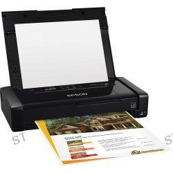 Epson WorkForce WF-100 Wireless Mobile Inkjet Printer C11CE05201