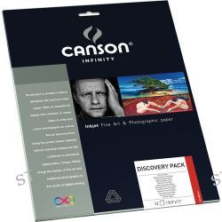 Canson Infinity  Discovery Pack 200003445 B&H Photo Video