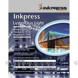 Inkpress Media  Luster Duo 280 Paper LD851140 B&H Photo Video