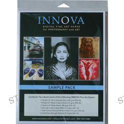 """Innova Fine Art Sample Pack (8.5 x 11"""", 12 Sheets) 39990"""