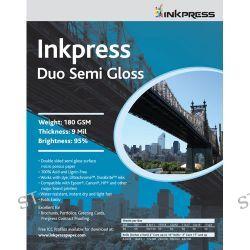 Inkpress Media Duo Semi Gloss (2-Sided, 180gsm) - IPS5750 B&H