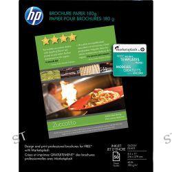 """HP Brochure & Flyer Paper - 8.5x11"""" - 50 Sheets C6817A"""