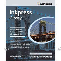 Inkpress Media RC Glossy Inkjet Paper (240gsm) - 5 x PCUG5750