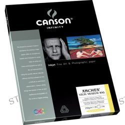 Canson Infinity Arches Velin Museum Rag - 8.5 x 206111024 B&H