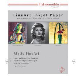 Hahnemuhle Photo Rag Deckle Edge Fine Art Paper 10641801 B&H
