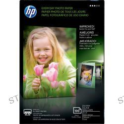 HP  Everyday Glossy Photo Paper CR759A B&H Photo Video