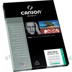 "Canson Infinity Arches Aquarelle Rag - 11 x 17"" - 206121024"