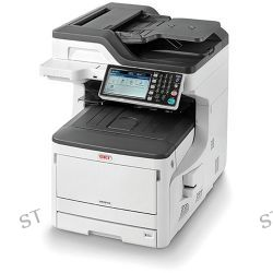 OKI MC873dn All-in-One Color LED Printer 62445301 B&H Photo