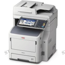 OKI MB760 All-in-One Monochrome LED Printer 62441604 B&H Photo