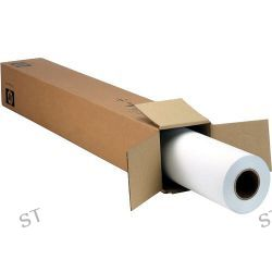 "HP Bright White Inkjet Paper (24"" x 150' Roll) C1860A B&H"