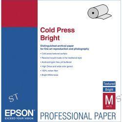 Epson Cold Press Bright Archival Inkjet Paper S042316 B&H Photo