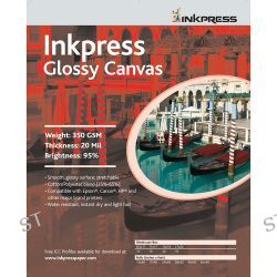"Inkpress Media Glossy Canvas (24"" x 35' Roll) ACWG2435TO"