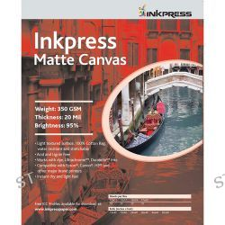 "Inkpress Media Matte Canvas (44"" x 35' Roll) ACW4435TO B&H"