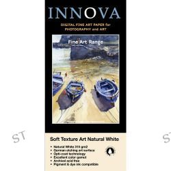 Innova Fine Art Soft Texture Natural White Archival Inkjet 21001