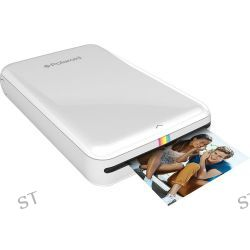 Polaroid ZIP Mobile Printer Kit with 100 Sheets of Photo Paper