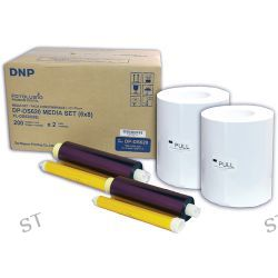 "DNP DS6206x8 6 x 8"" Roll Media for DS620A Printer DS6206X8"