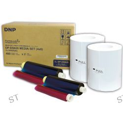 "DNP DS6204x6 4 x 6"" Roll Media for DS620A Printer DS6204X6"