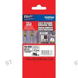 Brother TZeS261 Tape with Extra-Strength Adhesive TZE-S261 B&H