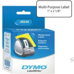 Dymo LabelWriter Small Multipurpose Labels White 30336 B&H Photo
