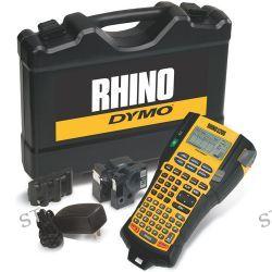 Dymo Rhino 5200 Industrial Labeler Hard Case Kit 1756589 B&H