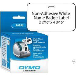 "Dymo Non-Adhesive Badges (2 7/16 x 4 3/16"") 30856 B&H Photo"