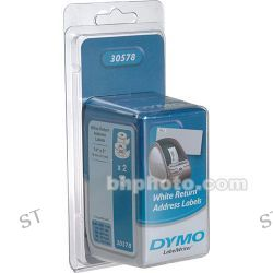 Dymo  30578 White Return Address Labels 30578 B&H Photo Video