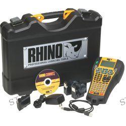 Dymo  Rhino 6000 Hard Case Kit 1734520 B&H Photo Video