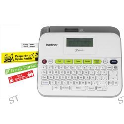 Brother  PT-D400AD Label Maker PT-D400AD B&H Photo Video