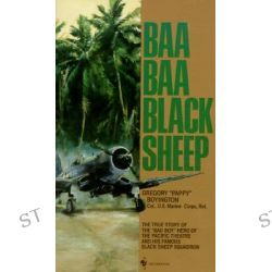 Baa Baa Black Sheep by Greg Boyington, 9780553263503.