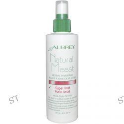 Aubrey Organics, Natural Missst Herbal Hairspray, Super Hold, 8 fl oz (237 ml)