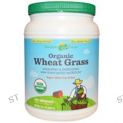 Amazing Grass, Organic Wheat Grass, 28.2 oz (800 g)