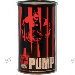 Universal Nutrition, Animal Pump, The Preworkout Muscle Volumizing Stack, 30 Packs