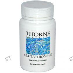 Thorne Research, Glutathione-SR, 60 Veggie Caps