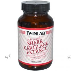 Twinlab, Advanced Shark Cartilage Extract, 100 Capsules