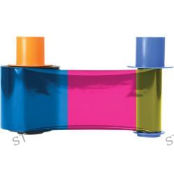 Fargo 45200 YMCKO Full Color Ribbon for DTC4500 Series ID 45200