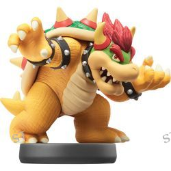 Nintendo Bowser amiibo Super Smash Bros. Series Figure NVLCAAAW