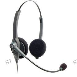 VXi Passport 21 V DC Single-Wire Binaural Headset 202771 B&H