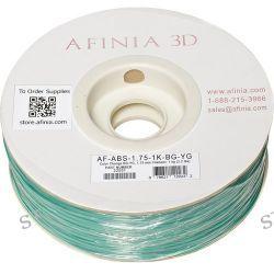 Afinia Value-Line ABS Filament for Afinia AF-ABS-1.75-1K-BG-YG