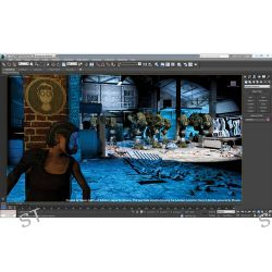 Autodesk  3ds Max 2014 128F1-WWR111-1001 B&H Photo Video