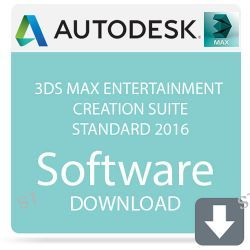 Autodesk 3ds Max Entertainment Creation 661H1-WWR111-1001-VC B&H