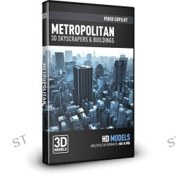 Video Copilot Metropolitan Pack: 3D Skyscrapers and METROPOLITAN