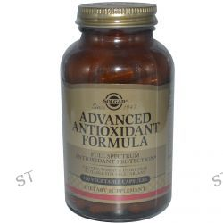 Solgar, Advanced Antioxidant Formula, 120 Veggie Caps